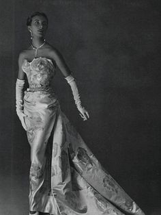 gown 1953   Flickr - Photo Sharing!