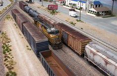 Pelle Soeborg freight car weathering tips