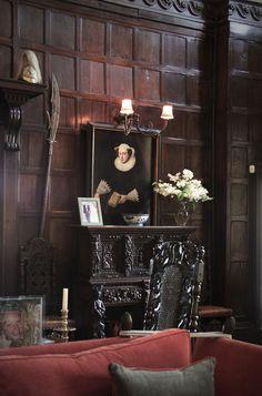 Billedresultat for paycockes hall interior kitchen English Interior, Antique Interior, English House, English Manor, Interior Decorating, Interior Design, Hall Interior, English Country Style, Tudor House