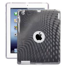 Electron Wave (Grå) iPad 3 / iPad 4 Cover