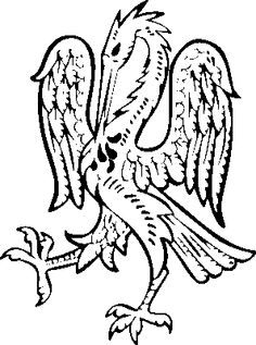heraldic clip art eagle3 tatoos pinterest clip art rh pinterest com heraldry clipart mottoes heraldic clipart