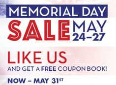 FREE Coupon Booklet at Tanger Outlets