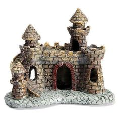 Aquarium-Decoration-Antique-Castle-Tower-for-Fish-Tank-Resin-Ornament-Gift