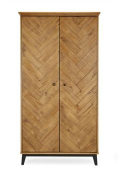 Buy Hoxton Chevron Robe from the Next UK online shop Chevron Furniture, Moving Home, Drinks Cabinet, Sideboard, Cupboard, Tall Cabinet Storage, Sweet Home, New Homes, Cushions