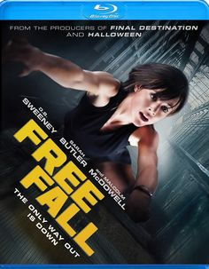 Watch Official Trailer for Action Thriller 'Free Fall' Coming to Blu-ray in October - From the producers of the HALLOWEEN and FINAL DESTINATION franchises.