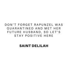 Shop a range of styles at www.saintdelilah.com #rapunzel #positivevibes #positiveenergy #goodvibes #nothingbutgoodvibes #letdownyourhair #longhairdontcare #sunnytimes #quarantinediaries #quarantinememes #isolationmemes #rapunzel #isomood #2020memes #isolationmood #isomemes #covidmemes Staying Positive, Positive Vibes, Let Down, Hair Quotes, Online Fashion Boutique, Rapunzel, Future Husband, Your Hair, Saints