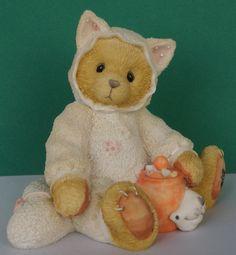 "Sammelfigur - Cherished Teddies - Halloween - TABITHA - ""You're The Cat's Meow"""