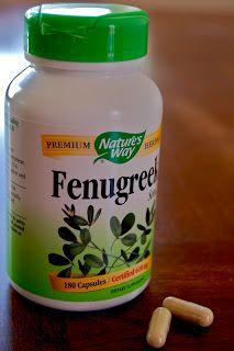 Fenugreek - For Breastfeeding