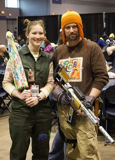 Firefly Cosplay! by atomicn3rd, via Flickr
