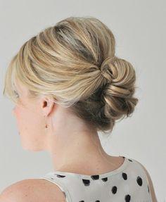 Neue Haar Knoten Frisuren 2017 | Trend Haare