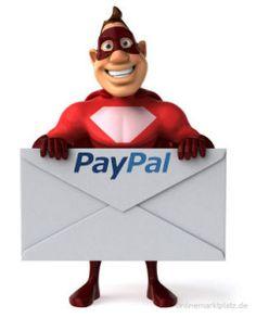 Verbraucherzentrale warnt erneut vor Phishing-Mails bei PayPal - http://www.onlinemarktplatz.de/38836/verbraucherzentrale-warnt-erneut-vor-phishing-mails-bei-paypal/