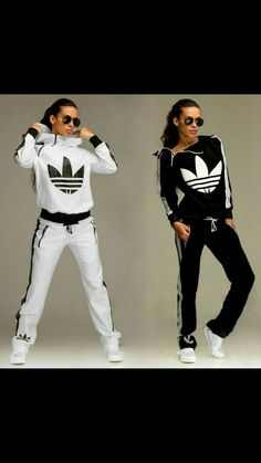 5aef66e2d9737 Sporty Girls, Sporty Outfits, Trendy Outfits, Smart Casual Wear, Adidas  Outfit,