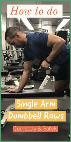 Wide Grip Lat Row Bar Back Workout Pull Down Cable Machine Smith Barbell Attach