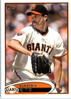 2012 Topps Baseball Card # 420 Barry Zito - San Francisco Giants - MLB Trading Card by Topps. $1.82. 2012 Topps Baseball Card # 420 Barry Zito - San Francisco Giants - MLB Trading Card