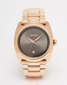 Nixon Queenpin Rose Gold