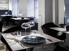 Lightware by Saas Instruments Design: Ateljé Sotamaa Light Table, A Table, Dining Table, Under The Table, Interior Architecture, Interior Design, Fine Dining, Table Settings, Indoor