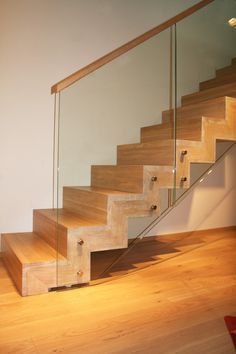 Luxury Basement Stair Construction