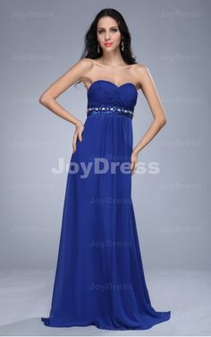 discount wedding guest dresses   Formal A-line Sweetheart Floor-length Dress  £61.00