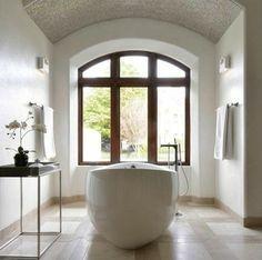 Venetian Plaster - transitional - bathroom - austin - Faux Real Designs