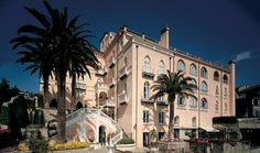 """the palazzo sasso in ravello, Italy. I don't know what """"palazzo sasso"""" translates to, but i'll assume it means """"sassy palace"""". which is like what my home will be like!"""