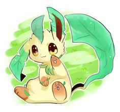 Extremely Cute Leafeon