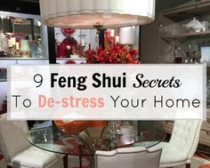 9 feng shui secrets to de stress your home Best Picture For feng shui bedroom lighting For Your Taste You are looking for something, and it is going to tell you exactly what you are looking for, and y Feng Shui Rules, Feng Shui Items, Feng Shui Principles, Feng Shui Art, Feng Shui Habitacion, Gates, Feng Shui Bathroom, Feng Shui History, Amanda