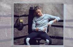 Gisele Bündchen - Under Armour - I WILL WHAT I WANT