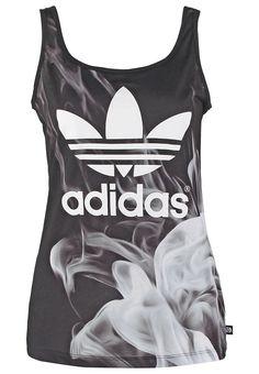 f9d85819fd 37% Off adidas Originals RITA ORA WHITE SMOKE Top black