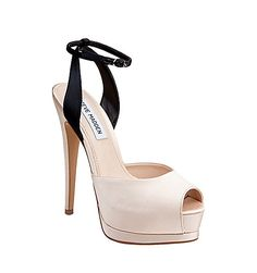 b54aa4cab18 Steve Madden Obsticle Heels in Champagne Multi - ah and on sale!