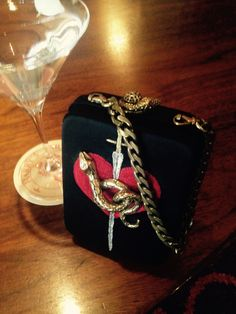 """My """"Bad Girl Evening Bag"""", it has been very popular in Hollywood"""