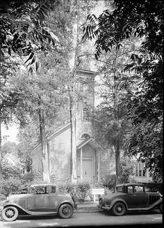 Church of the Divine Infant, Cotton Ford Road, Nacogdoches, Nacogdoches County, TX (date unknown? Ford?)