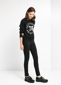 Leggings biker - Pantalones de Mujer | OUTLET