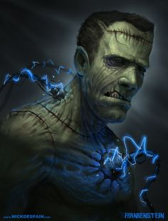 Frankenstein's munstahh