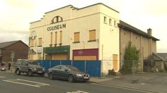 Coliseum, Porthmadog sad news for #porthmadog Www.garreggochpark.co.uk