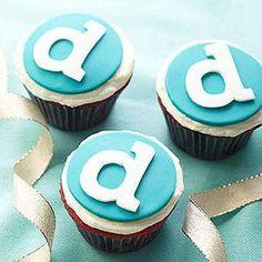 Almond Red Velvet Cupcakes
