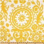 Premier Prints Twill Suzani Storm Grey - Discount Designer Fabric - Fabric.com