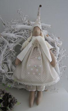 Куклы, игрушки, подвески (мобиле) в стиле Тильда с сайта de.dawanda.com. Обсуждение на LiveInternet - Российский Сервис Онлайн-Дневников