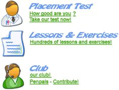 Free Italian lessons and exercises http://italian.tolearnfree.com/index.php#