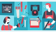 Makerspaces: A Revolution is Sustainable Production | Morgana Matus