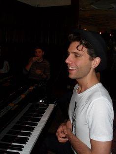 Mika @ Magic Numbers Secret Gig, London - JANUARY 22 2011