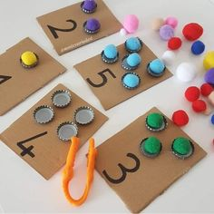 You are in the right place about Montessori Materials 3 year old Here we offer you the most beautifu Kindergarten Math Activities, Preschool Learning Activities, Preschool Curriculum, Infant Activities, Preschool Activities, Maths, Emotions Activities, Montessori Science, Dinosaur Activities