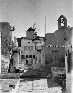 Μύκονος. Paul Collart 1926 έως 1938. L'espace audiovisuel et multimédia de l'Université de Lausanne