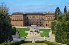 Palacio Pitti y Jardines Boboli (Florence - Italy)