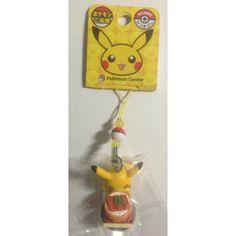 Pokemon Center Nagoya 2012 Pikachu Hitsumabushi Mobile Phone Strap