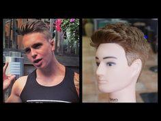 Joe Weller Haircut Tutorial - TheSalonGuy