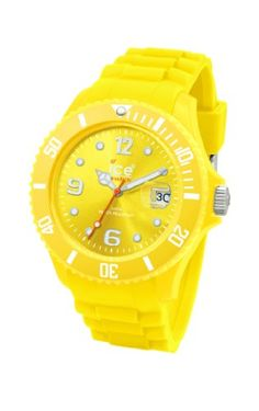 I want a yellow Ice Watch !!!