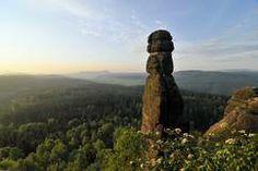 Paffenstein, Barbarine am  Malerweg, Etappe 7 Sächsische Schweiz, Saxon Switzerland