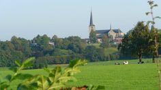 Berg en terblijt - het dorp waarin ik opgroeide
