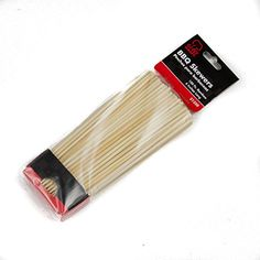 6 In Bamboo Skewers 100 Count