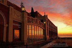 Paramount Theatre, Asbury Park Boardwalk, Asbury Park, NJ   Credit: https://www.facebook.com/TheAsburyParkBoardwalk